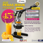 Jual Alat Pemeras Jeruk Manual (MJ1001) di Banjarmasin