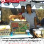 Jual Mesin Pembuat Egg Roll (Gas) di Banjarmasin