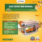 Jual Cetakan Mie Manual Rumah Tangga ARDIN di Banjarmasin