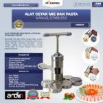 Jual Alat Cetak Mie dan Pasta Manual Stainless (ARDIN) di Banjarmasin