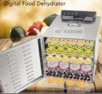 Jual Mesin Food Dehydrator 6 Rak (FDH6) di Banjarmasin