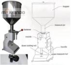 Jual Mesin Manual Filling Cairan-Pasta – MKS-MF10 di Banjarmasin