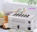 Jual Mesin Bread Toaster (Roti Bakar-D06) di Banjarmasin