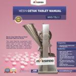 Mesin Cetak Mie Industrial (MKS-500)