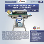 Jual Mesin Continuous Sealer With Gas (Band Sealer) di Banjarmasin
