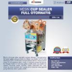 Jual Mesin Cup Sealer Full Otomatis (CPS-11A) di Banjarmasin