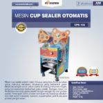 Jual Mesin Cup Sealer Otomatis (CPS-10A) di Banjarmasin