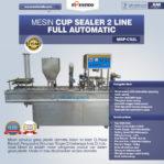 Jual Mesin Cup Sealer Otomatis di Banjarmasin
