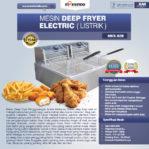 Jual Electric Fryer Listrik MKS-82B di Banjarmasin
