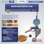 Jual Mesin Egg Waffle Gas (GW07) di Banjarmasin