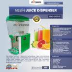 Jual Mesin Juice Dispenser MKS-DSP18 di Banjarmasin