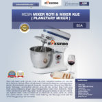 Jual Mesin Mixer Roti dan Kue Model Planetary di Banjarmasin