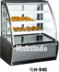 Jual Mesin Pastry Warmer (Hot Showcase) Penyaji Roti di Banjarmasin