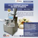 Jual Mesin Pembuat Bakpao Isi Otomatis di Banjarmasin