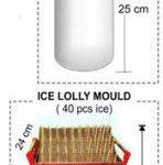 Jual Mesin Pembuat Es Loly Lolipop di Banjarmasin
