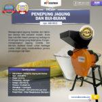 Jual Mesin Penepung Jagung dan Biji-Bijian (MD15) di Banjarmasin