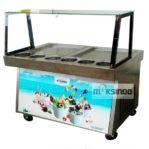 Jual Mesin Roll Fry Ice Cream RIC36x2 di Banjarmasin