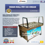 Jual Mesin Roll Fry Ice Cream RIC50x2 di Banjarmasin