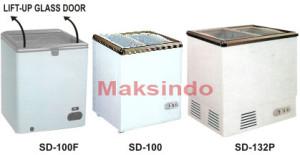 Jual Mesin Sliding Flat Glass Freezer di Banjarmasin