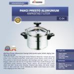Jual Panci Presto Alumunium 7 -135 Liter di Banjarmasin