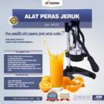 Jual Alat Pemeras Jeruk Manual (MJ1001) di Banjarmasin