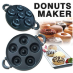 Jual Cetakan Donut (Donut Maker) di Banjarmasin