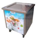 Mesin Ice Cream Gulung Dari Maksindo Gampang Digunakan Dan Terbukti