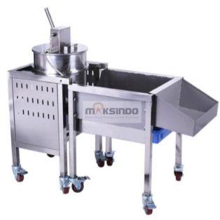 Jual Mesin Popcorn Caramel (Gas) – MKS-CRM300 di Banjarmasin