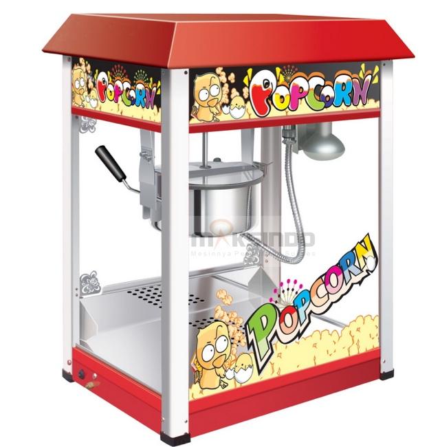 Jual Mesin Pembuat Popcorn (POP22) di Banjarmasin