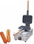 Jual Mesin Gas Stick Waffle (Hot Dog Waffle) – SW04 di Banjarmasin