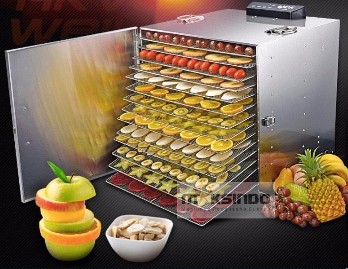Jual Mesin Food Dehydrator 15 Rak (FDH15) di Banjarmasin