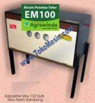 Jual Mesin Penetas Telur Manual 100 Telur (EM-100) di Banjarmasin