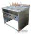 Jual Gas Pasta Cooker With Bain Marie (6 Baskets) MKS-PCBM6 di Banjarmasin