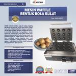 Jual Mesin Waffle Bentuk Bola Bulat (BLS12) di Banjarmasin