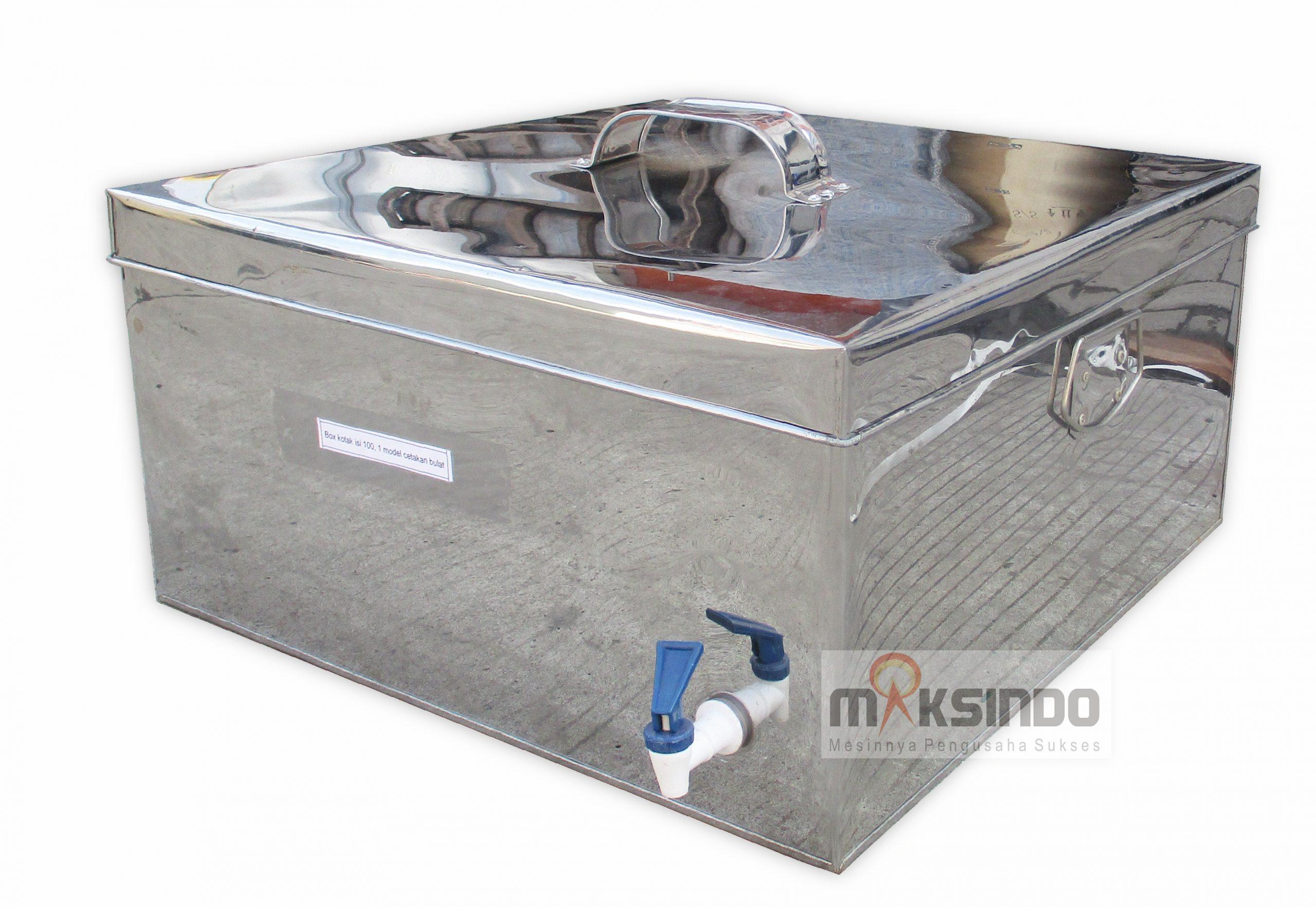 Jual Mesin Es Krim Goyang MKS-100B di Banjarmasin
