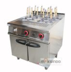 Jual Gas Pasta Cooker With Cabinet MKS-901PC di Banjarmasin