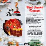 Training Usaha Aneka Sambal Nusantara, 1 Sepetember 2018