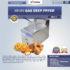 Jual Mesin Gas Deep Fryer MKS-71 di Banjarmasin