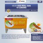 Jual Egg Roll Gas 10 Lubang GRILLO-GS10 di Banjarmasin