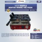 Jual Mesin Waffle Bentuk Winnie The Pooh MKS-DOLL4 di Banjarmasin