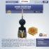Jual Mesin Telur Gas (Gas Egg Machine) MKS-CI55 di Banjarmasin