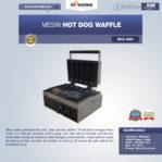 Jual Mesin Hot Dog Waffle MKS-HW5 di Banjarmasin