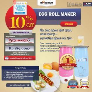 Jual Egg Roll Maker (ARD-303) di Banjarmasin