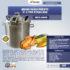 Jual Panci Presto 51 Liter Stainless (PRC50) di Banjarmasin