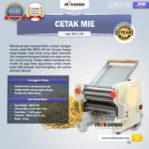 Jual Mesin Cetak Mie MKS-160 di Banjarmasin