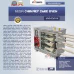 Jual Mesin Chimney Cake Oven MKS-CMY16 di Banjarmasin