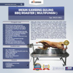 Jual Kambing Guling BBQ Roaster (GRILLO-LMB11) di Banjarmasin