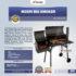 Jual Mesin Big Smoker MKS-BLS004 di Banjarmasin