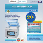 Jual Mesin Vacuum Sealer ( MSP-DZ260B) di Banjarmasin