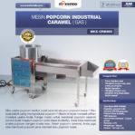 Jual Mesin Popcorn Industrial Caramel (Gas) – CRM800 di Banjarmasin